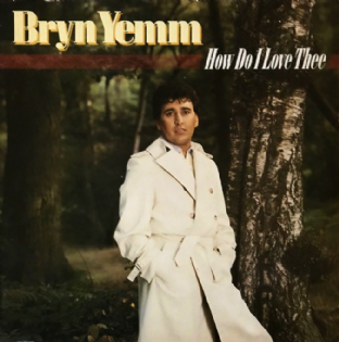 Bryn Yemm ‎- How Do I Love Thee  (LP) (EX/G+)